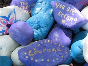 [KindnessRocks image: Strength]